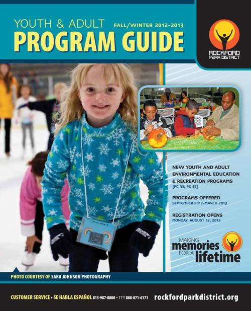 2012-13 Fall/Winter Program Guide