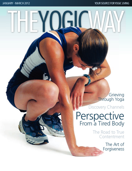The Yogic Way® Magazine (Jan - Mar 2012)