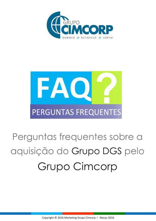 FAQ - Grupo Cimcorp