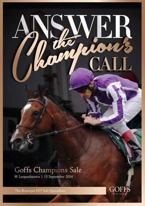 Goffs Champions Sale