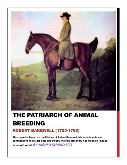 who was robert bakewell?