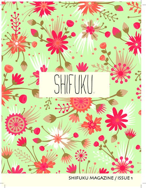 Shifuku Mag Issue 1