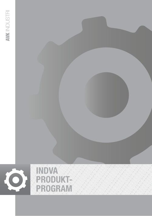 INDVA Produktprogram