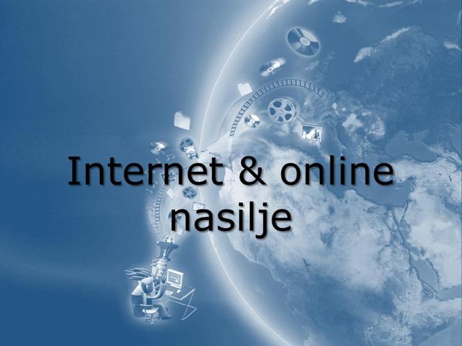 Internet & online nasilje