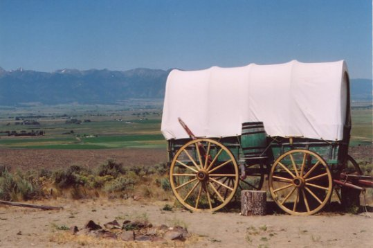 Journaling on the Oregon Trail