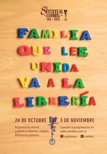 8vo Festival Libro Infantil y Juvenil