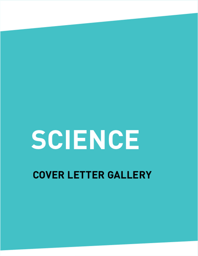 NOT LOADING - Copy of Cover Letter Gallery (SCIENCE)