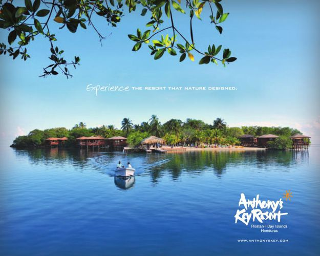 Anthonys Key Resort brochure
