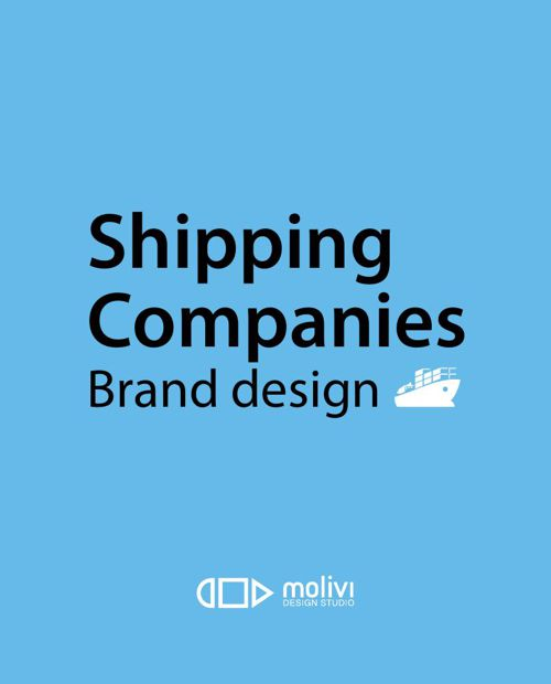 Shipping Companies Brand Design