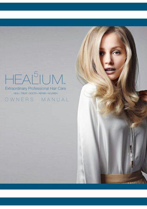 Healium Owner Manual Feb 2016