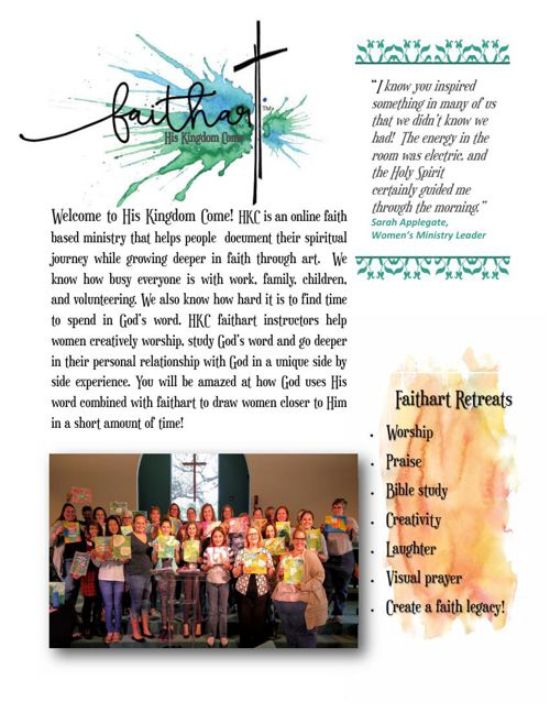 HKC Faithart brochure 0316
