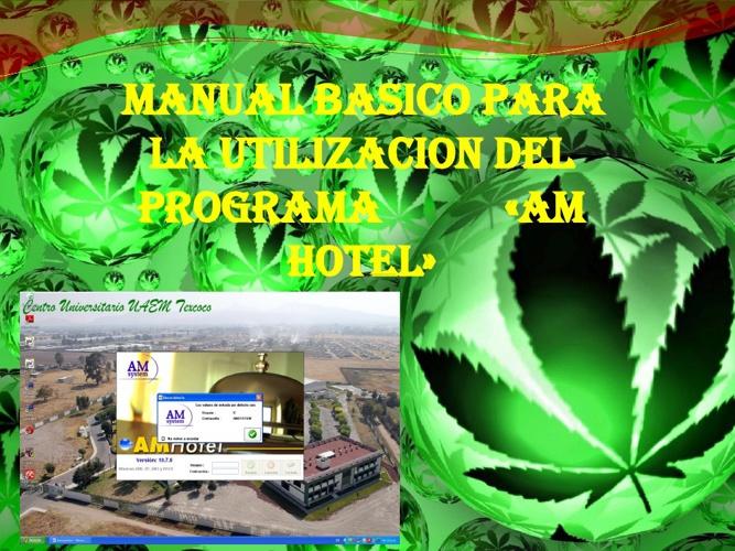 AM Hotel (manual)