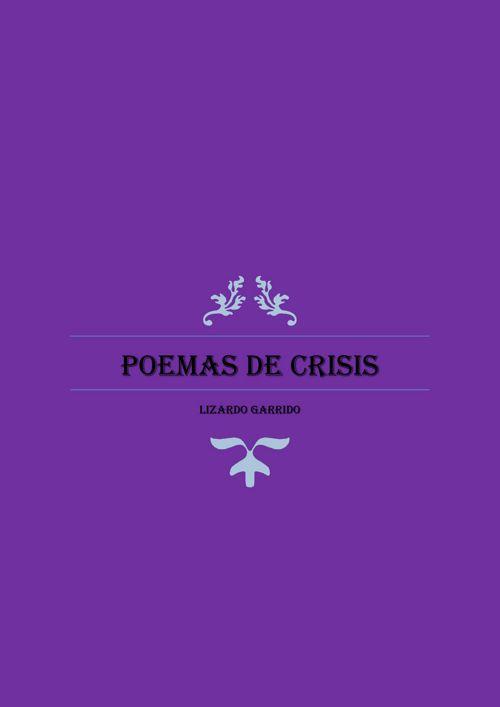 Copy of Poemas De Crisis