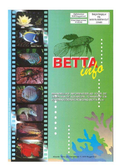 2017 - 05 - Betta Info