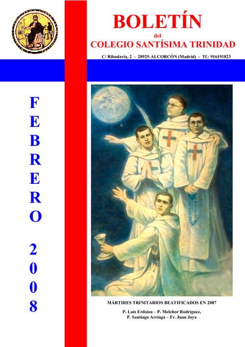 Revista Trinitarios 2008