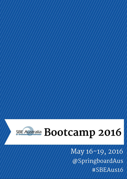 Bootcamp Binder SBE AUS 2016