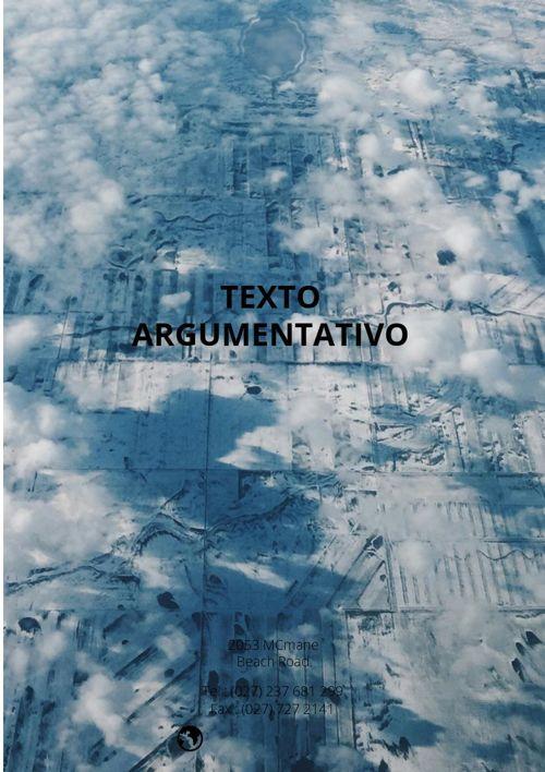 18) Luis Alberto Paras Camacho 2E-2 Articulo Argumentativo