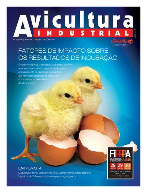 Revista Avicultura Industrial 1014