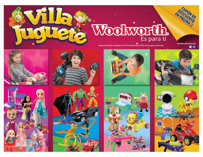 Jugueteria Woolworth