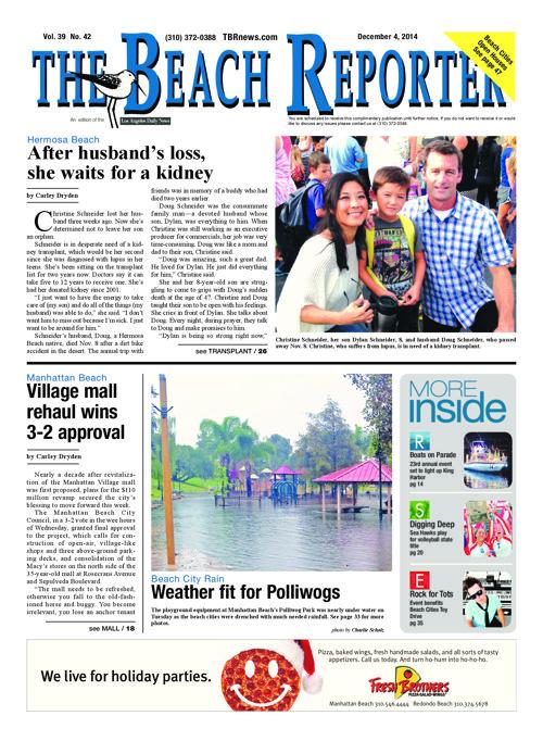 The Beach Reporter | 12-4-14