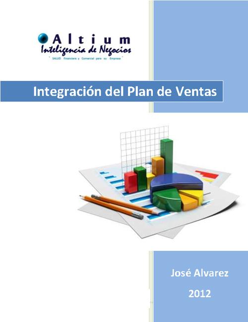 Integración de Plan de Ventas