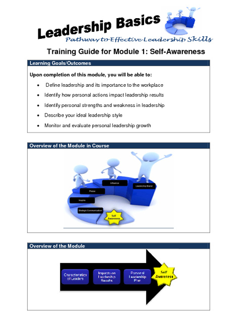 Learning Guide Module 1