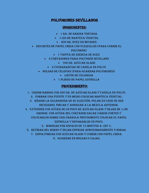 Recetario Isai Gracia Unidad 3