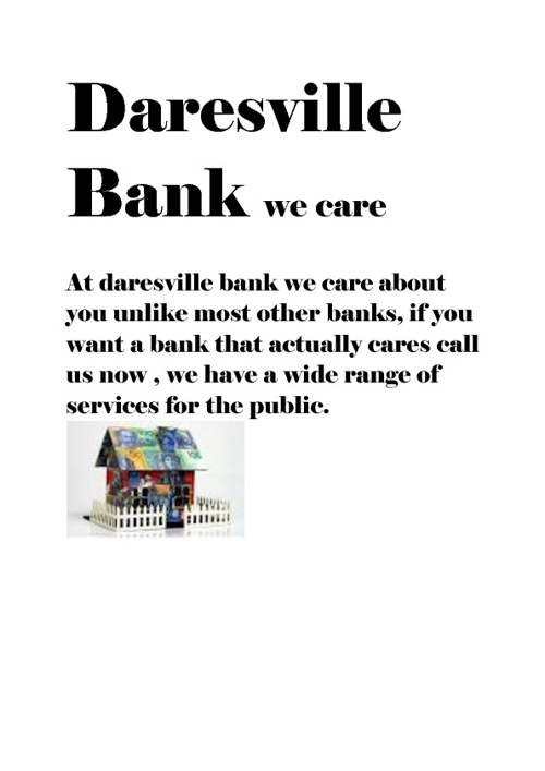 Daresville Bank flip book*