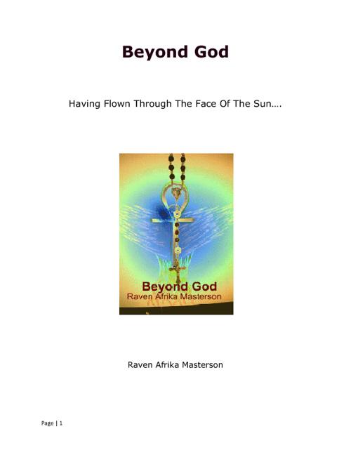Beyond God