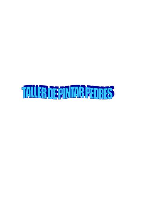 TALLER DE PEDRES