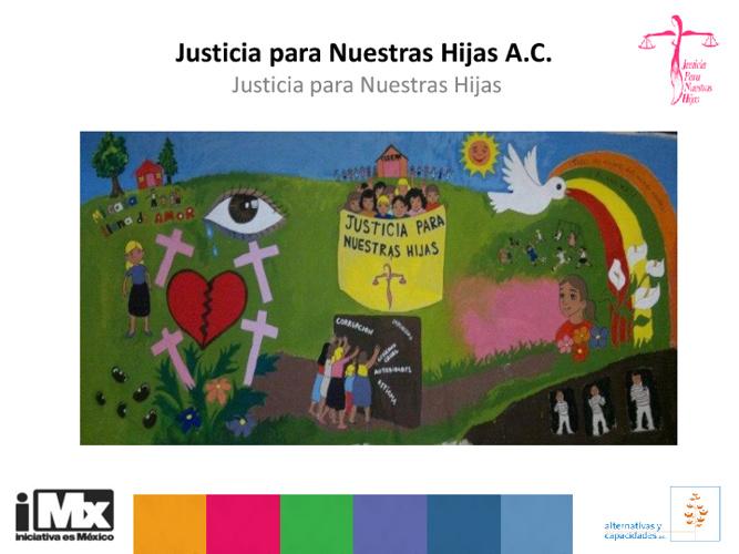 12_ iMx Justicia Para Nuestras Hijas