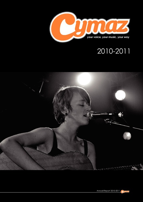 CYMAZ Annual Report 2010-2011