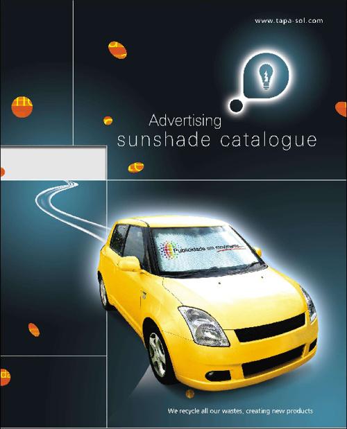 Advertising Sunshades Catalogue
