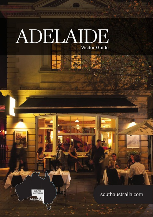 Adelaide Visitor Guide