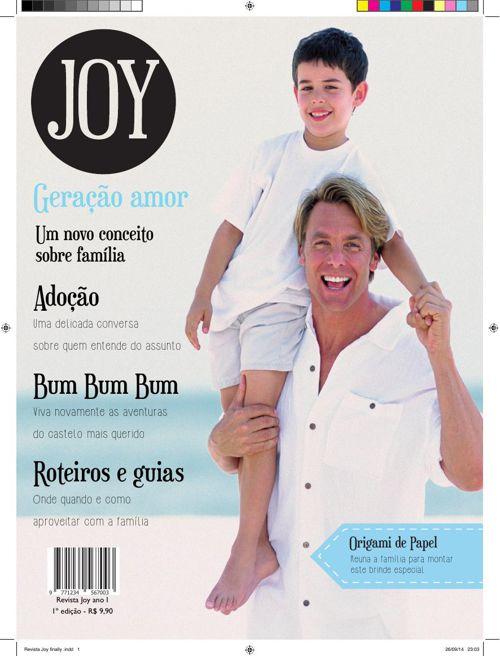 Revista Joy finally