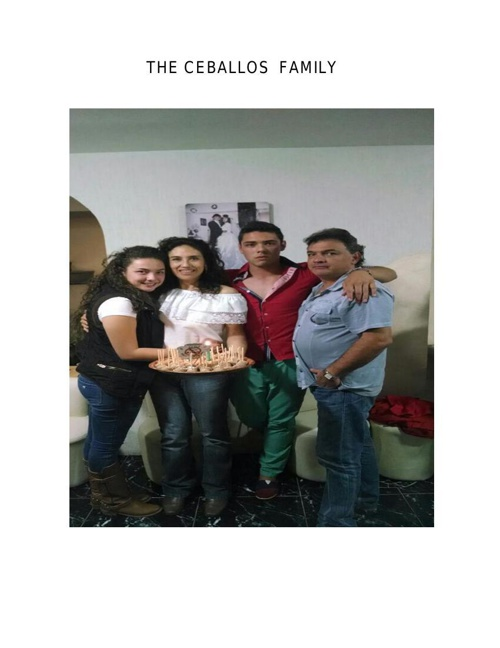 the ceballos family