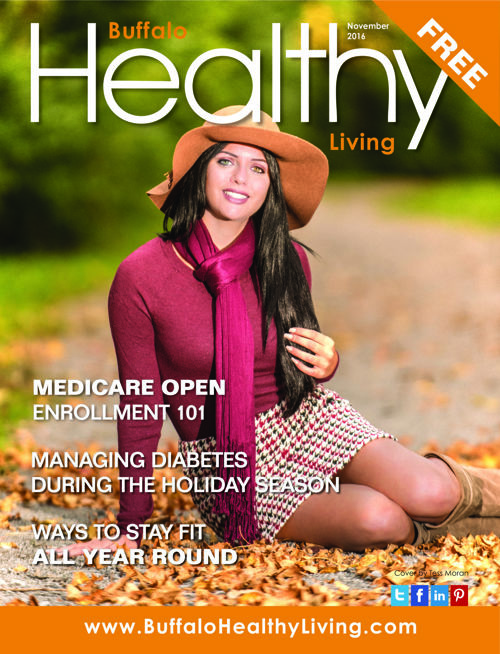 Buffalo Healthy Living Magazine November 2016 Final