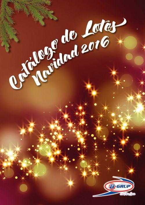 Catalogo Navidad 2016 B-Grup