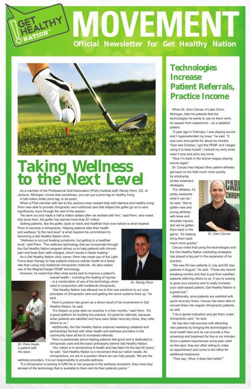 get healthy nation newsletter--09-2013