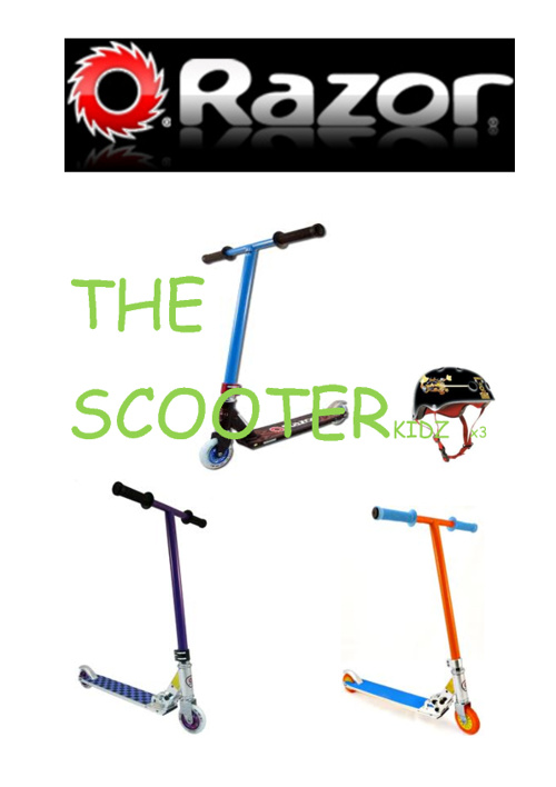 The Scooter Kidz