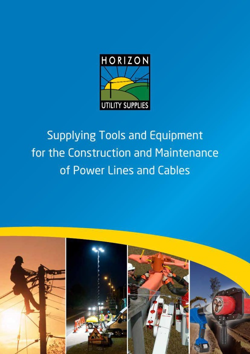 Horizon Utility Supplies Catalogue