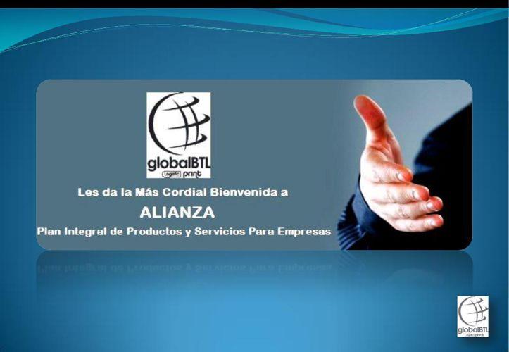 GLOBALBTL - PLAN ALIANZA