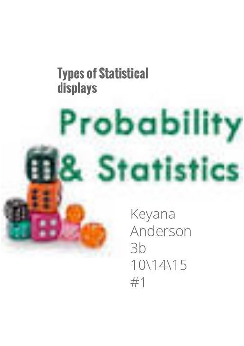 Type of statistical