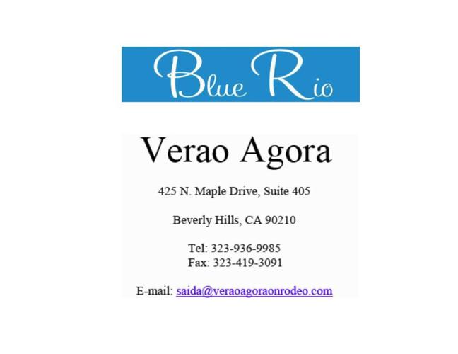 blue rio 2012