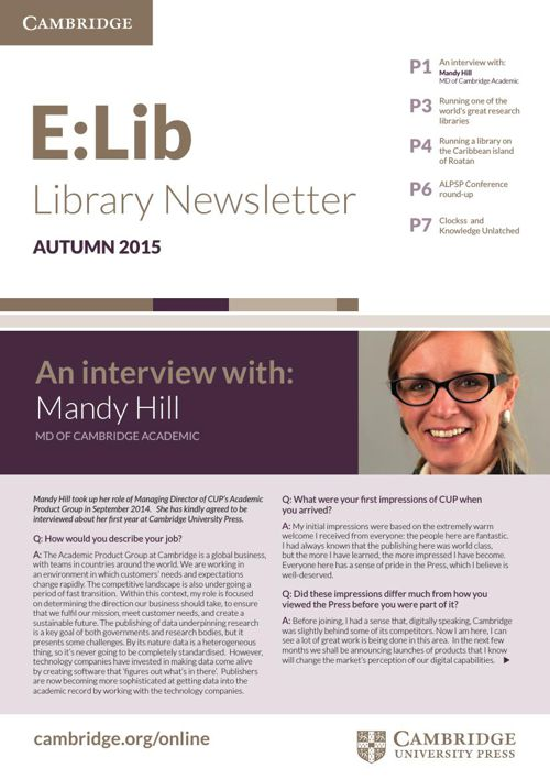 Library News October 2015