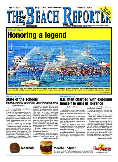 The Beach Reporter | 9-19-13