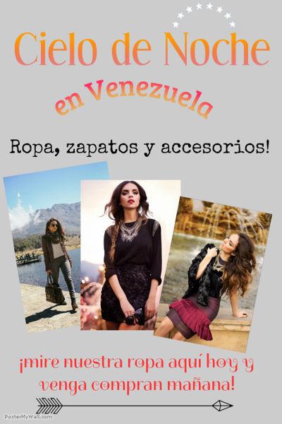 Spanish Clothing Ad