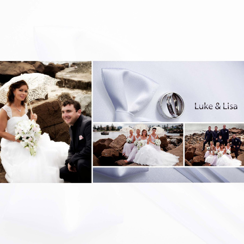 Luke & Lisa Wedding Album