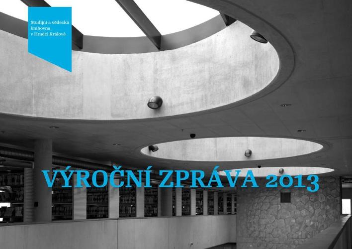 Výroční zpráva 2013 SVK HK
