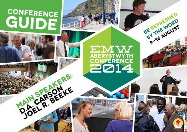 Aber 2014 - Conference Guide Brochure